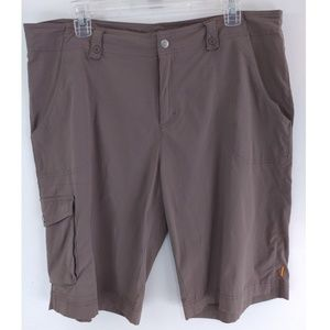 Lucy Brown Shorts Bermuda Activewear Hiking